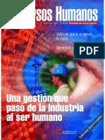 Recursos Humanos, N° 16