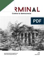 Colectivo Germinal - Contra la democracia