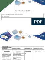 Guia de Actividades y Rúbrica de Evaluación - Fase 0 - Evaluacion de Conocimientos Previos de Los Tres Cursos Preliminares
