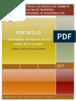 Formato de Portafolio I Unidad 2016 DSI II 7