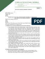 Rm 03. Form Persetujuan Umum General Concent