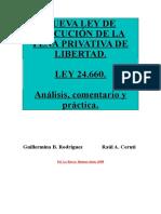 Ley de Ejecución de la Pena Privativa de Libertad 24660..doc