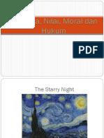 6 Materi Nilai Moral Dan Hukum