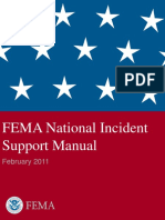 Fema National Incident Support Manual 03-23-2011