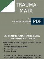 Power Point Dr Marjis,SpM