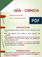 BIOLOGÍA-CIENCIA-PSICOL