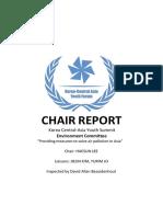 Enviro ChairReport Kcys2017