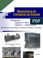 TC-Clase 1_Mecanismos de Transporte de Energia Termica_2016