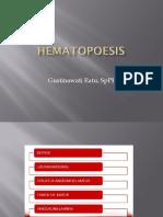 Hematopoesis Kuliah Analis