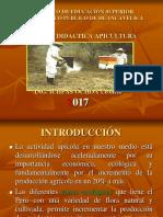 1ra Clase de Apicultura 2017