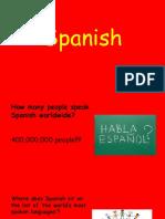 spanish intro pp