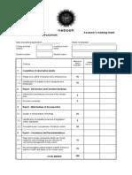 GC3 Assessors Marking Sheet81020135131