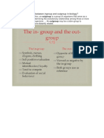 What is the difference between ingroup and outgroup in biology.docx
