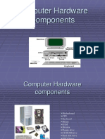 Computer Hardware Component