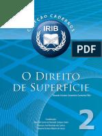 2-O Direito de Superficie - Cadernos IRIB