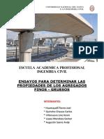 Informe DE DISSEÑO DE MEZCLAS