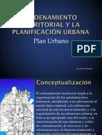 El Ordenamiento Territorial y La Planificación Urbana