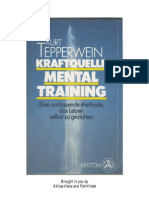 Kraftquelle Mental Training