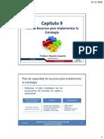 09-Capítulo 9_Plan de Capacidad de Recursos Para Implementar La Estrategia