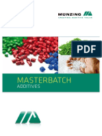 Munzing Masterbatch Additives