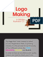 Logo Making in Adobe Illustrator CC