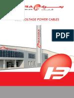 Cables Catalog Bahra LV
