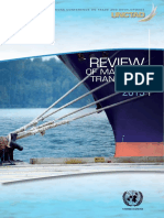 Review of Marine Time Transport 2015