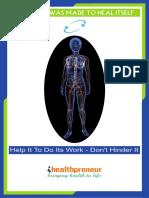 Ihealthpreneur E-brochure