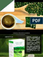 Grecobe - The Green Coffee