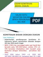 P.P KEMITRAAN BIDAN DAN DUKUN BAYI.pptx
