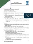 QA Testing Checklist