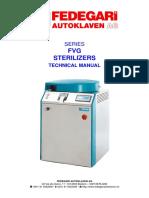 Fedegari Autoclaaf Technical Manual