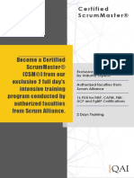 CSM Course Catalogue