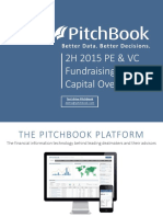 PitchBook 2H 2015 PE & VC Fundraising & Capital Overhang Presentation Deck