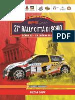 Media Book Rally Schio 2017