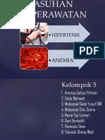 Asuhan Keperawatan Hipertensi & Anemia
