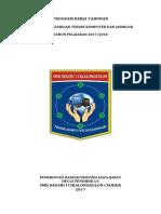 Program Kerja TKJ 2017-2018