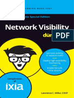 IxiaNetwork Visibily for Dummies, Ixia Special Edition[1]