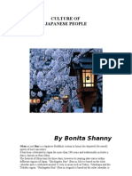 Presentation Japan Culture
