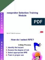 11 RespiratorSelection97.ppt