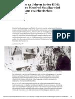 2017-07 Peter Grimm - Vor 55 Jahren Ex-Offizier Manfred Smolka gekoepft