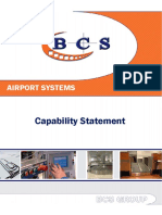 Capability Statement Bcsas International 120111