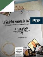 La Sociedad Secreta de Los Nahuales
