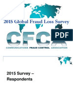 2015 Global Fraud Loss Survey