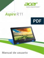 Manual Acer ASPIRE R11