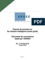 100610_ERGEG_SmartGridsConclusions