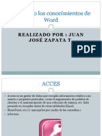 Aplicando los conocimientos de Word.pptx