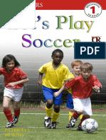DK Readers - Let's Play Soccer (Level 1)
