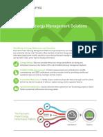 Panoramic Power Product Factsheet