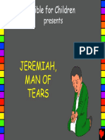 Jeremiah Man of Tears English PDA